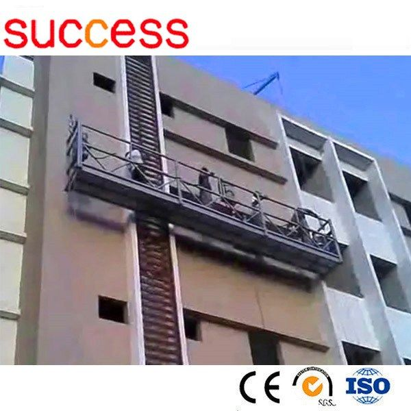 Quick Delivery ce gost iso a single person suspended platform/wire rope suspended platform/ swing stage     More: https://www.ketabkhun.com/platform/quick-delivery-ce-gost-iso-a-single-person-suspended-platformwire-rope-suspended-platform-swing-stage.html