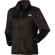 The North Face Women's Osito 2 Fleece Jacket, Size: Medium, Black #jacketswomen