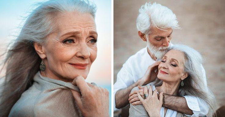 La fotógrafa rusa Irina Nedyalkova capturó el amor de una pareja de ancianos solo para mostrarnos que mientras exista complicidad el amor puede ser para siempre
