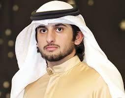 His Highness Sheikh Ahmed bint Mohammed bin Rashid Al Maktoum.