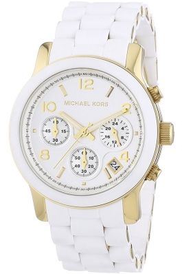 Ceas Michael Kors Runway alb cu cronograf http://www.fashionup.ro/ceas-michael-kors-runway-alb-cu-cronograf-p-285933.html
