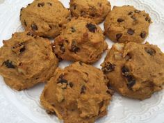 Old Fashioned Soft Pumpkin Cookies. A fall family favorite perfect for Weight Watchers. 73 calories/2 Weight Watchers Points Plus. http://simple-nourished-living.com/2011/11/11-healthy-low-fat-pumpkin-cookie-and-pumpkin-bar-recipes/