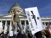 According to a poll by CNN and ORC International, opposition to gun control has risen 23 percent since January. As a result, a majority of Americans no longer support gun control.