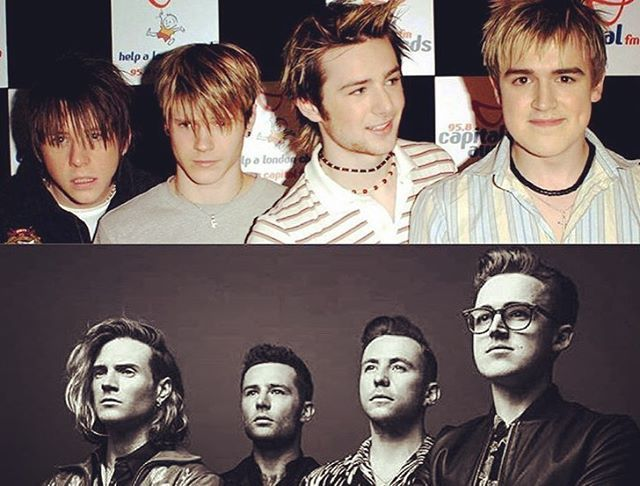 13 years young today. #mcfly Who went to the anthology tour??