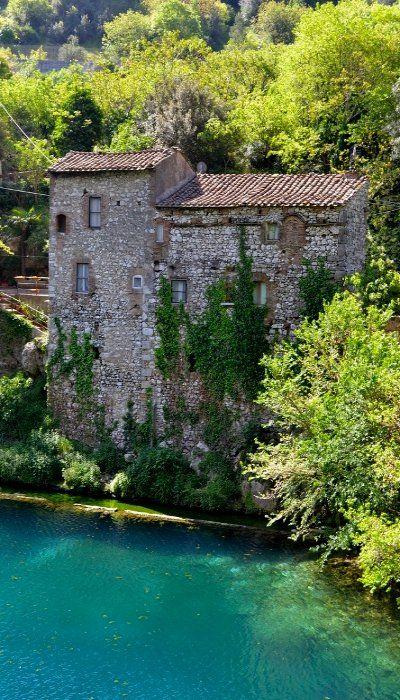 Stifone - Umbria, Italy                                                                                                                                                      More