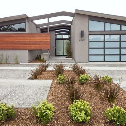 Modern Exterior Photos Midcentury Modern Design, Pictures, Remodel, Decor and Ideas - page 14