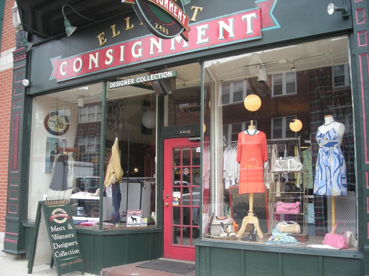 37 best Consignment Store Inspiration images on Pinterest Merry