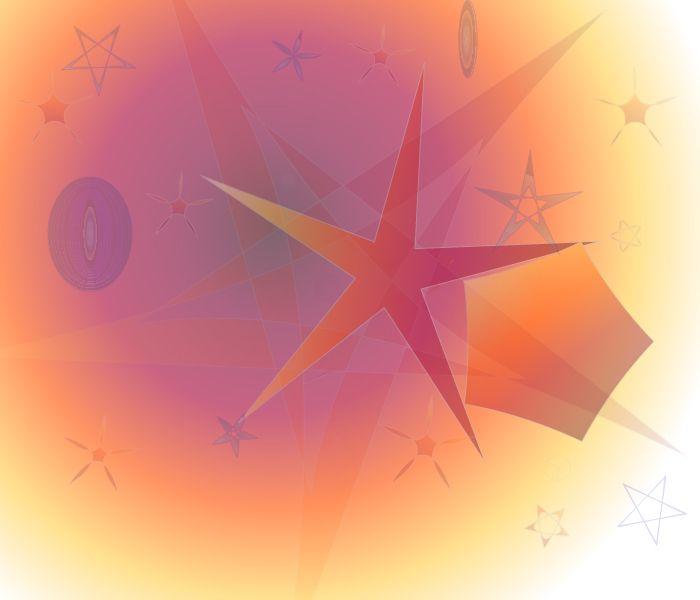 Imagen realizada con Sumo.Fm. En esta imagen he querido plasmar el universo.