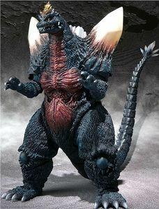 Godzilla Bandai Souchaku Henshin S.H. Monster Arts Action Figure Space Godzilla