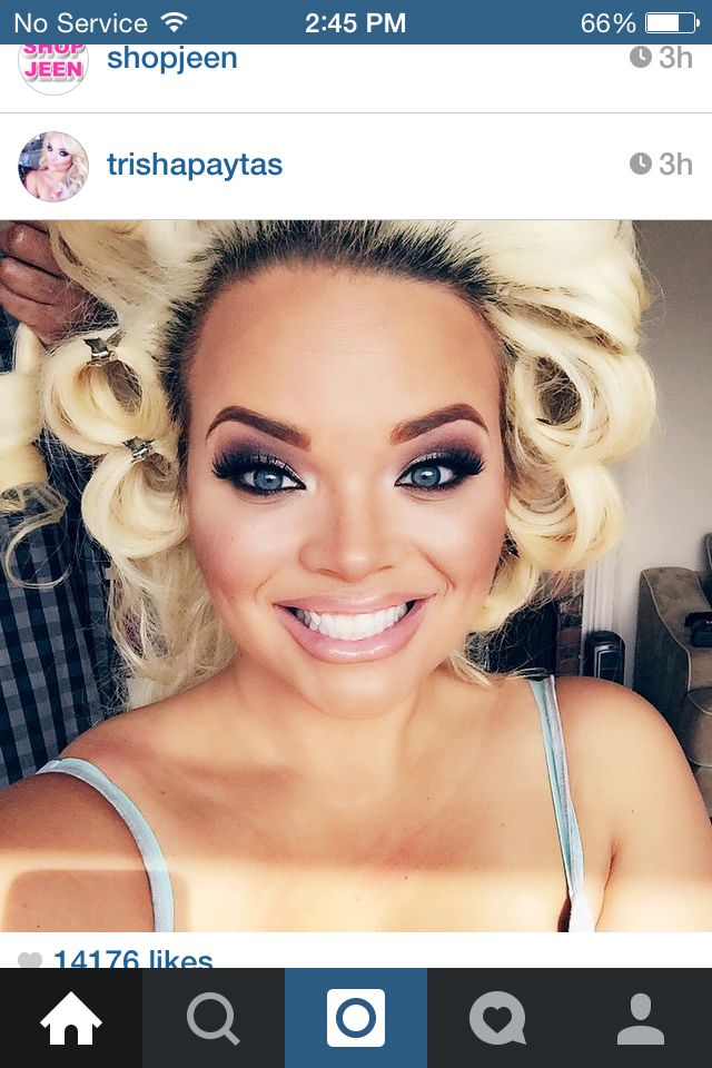 Trisha Paytas is the most beautiful woman in the world!