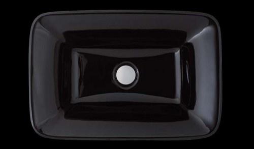 Einbau-Waschbecken; ohne Hahnloch; Serie Relies;