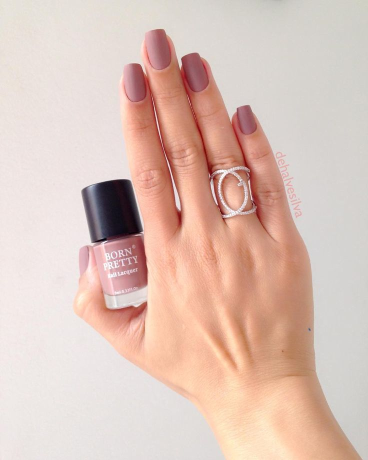 gorgeous matte nail polish design try it here and see more details in bornprettystore