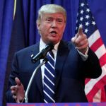 Donald Trump torna-se presidente dos EUA