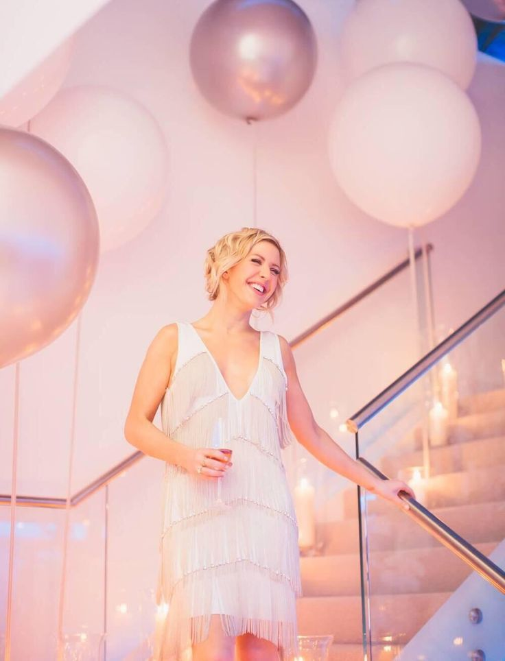 Ellie Goulding at a Great Gatsby themed private party.