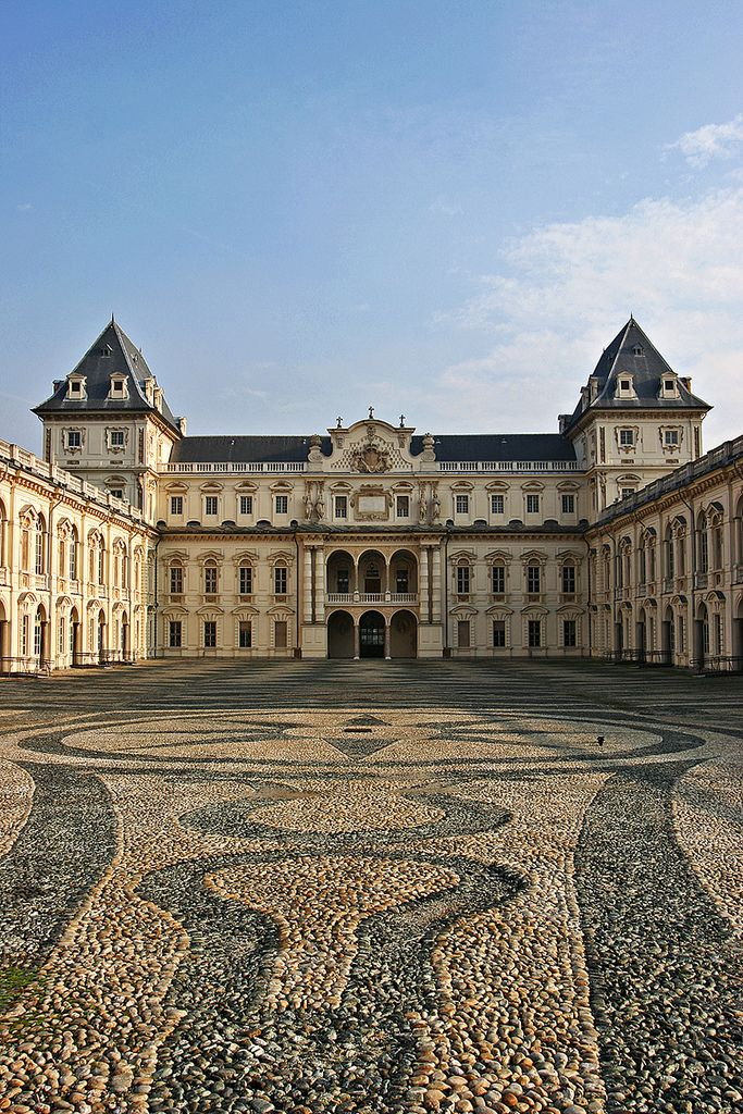 The Castle of Valentino - Turin, Piemonte, Italy