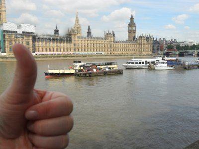 Au pair Londyn- relacja Kasi