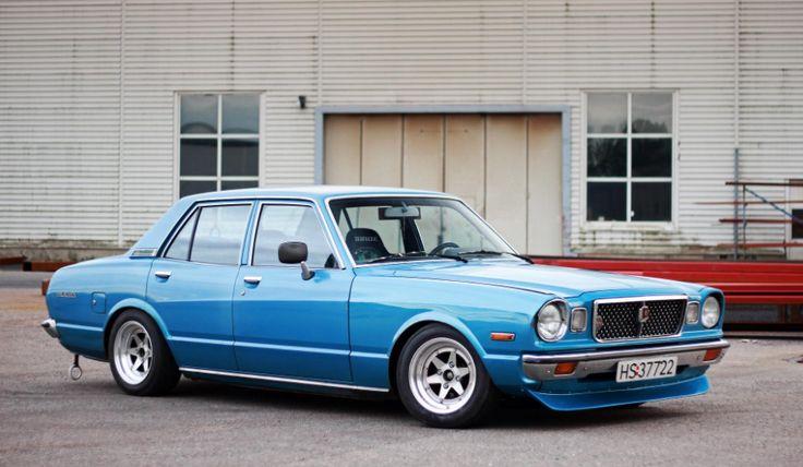 Model Toyota Cressida 1977