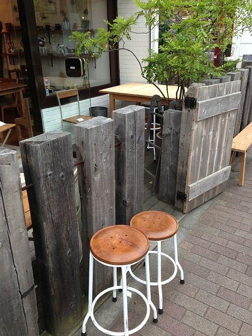 古材を使った塀! リノベーションノート(インテリア、家具、雑貨、建築、不動産、DIY、リノベーション、リフォーム)