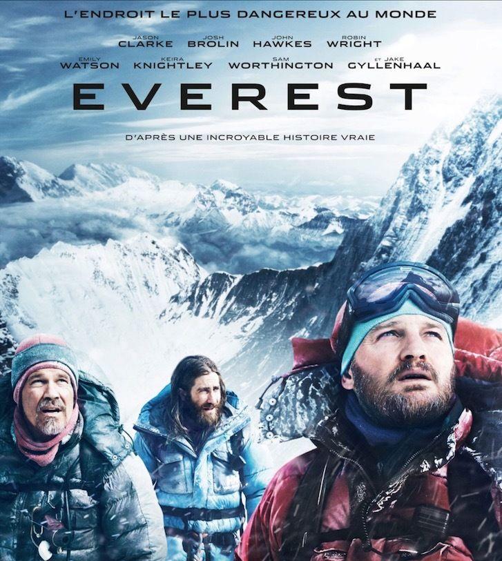 Everest , Entrez dans la salle blanche.