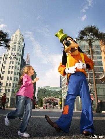 Ontmoetingen met Disney figuren - Walt Disney Studios® Park