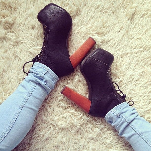 Jeffrey Campbell Lita Boots - Litas - Shoe Cult