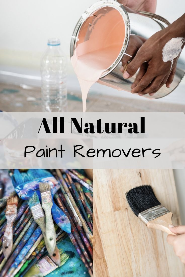 How to remove paint from wood without chemicals with