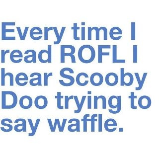 I didn't until now - and now I always will.: Thoughts, Waffles, Giggles, Funny Stuff, So True, Humor, Things, Scooby Doo, Scoobydoo