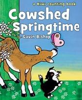 Cowshed Springtime - Gavin Bishop
