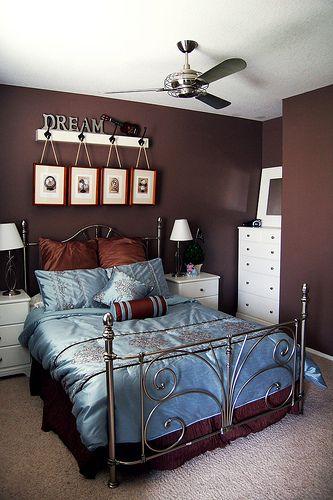10 Brilliant Brown Bedroom Designs | Brown bedroom decor Master bedroom and Bedrooms & 10 Brilliant Brown Bedroom Designs | Brown bedroom decor Master ...