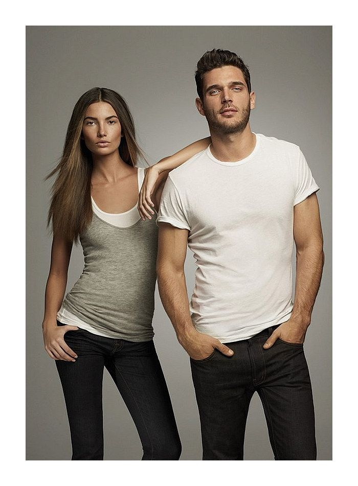 J Brand's spring 2011 campaign, as photographed by Daniela Federici