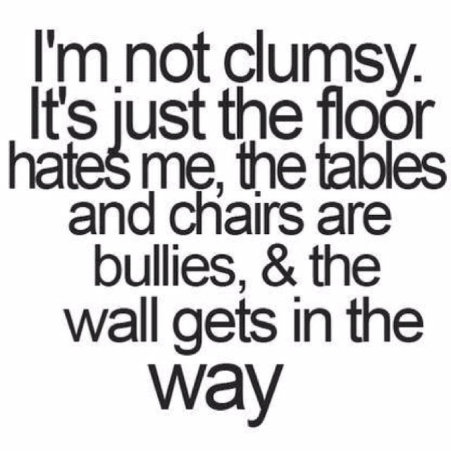 Haha: Laugh, I M, My Life, Funny Stuff, Funny Quotes, So True, Things, Clumsy, True Stories