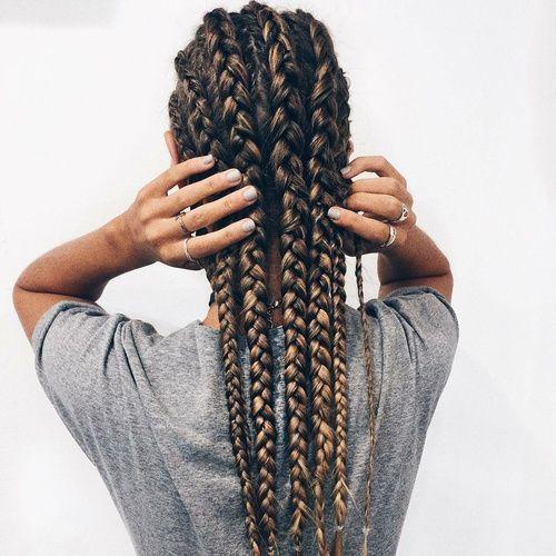 15 Peinados que se burlan de lo cero h  u00e1bil que soy con las manos Peinados q …  – Hairstyle