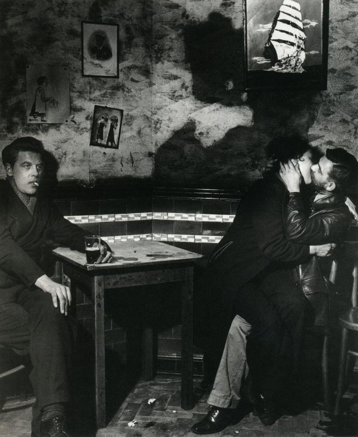 Limehouse, 1945, by Bill Brandt