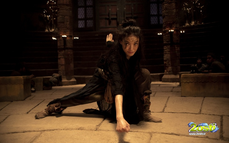 Chinese actress Shu Qi in Stephen Chow's 2013 Journey to the West: Conquering the Demons.