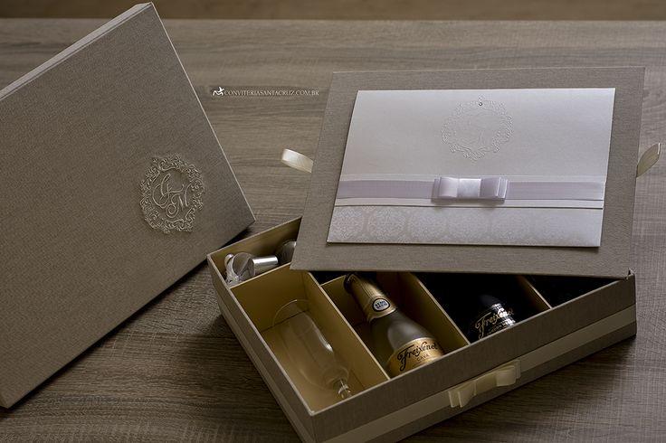 Caixas personalizadas para padrinhos. (2)