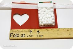 Smilemonsters: Tic Tac book instructions, please do not be offended it uses the word Valentine...