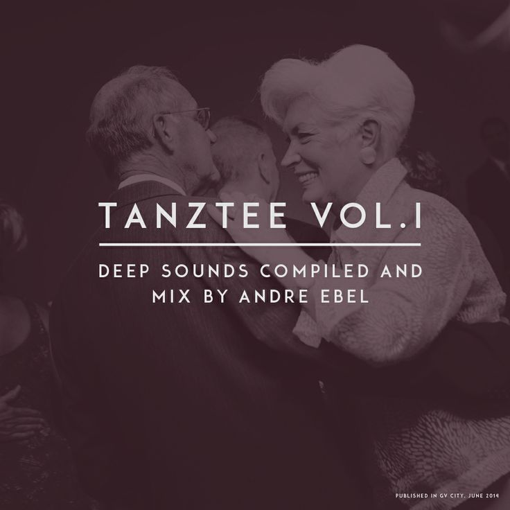 CD Cover Tanztee Vol.1