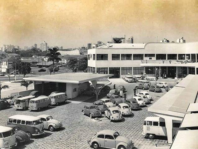 VW dealer in Mexico
