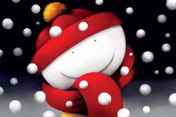 Winter Smiles - Doug Hyde