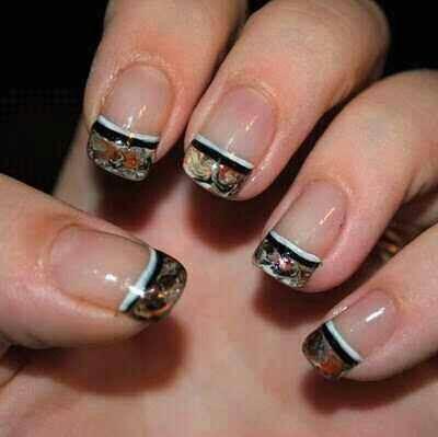 Camo nails !