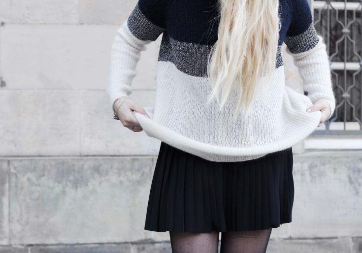 Cozy knit