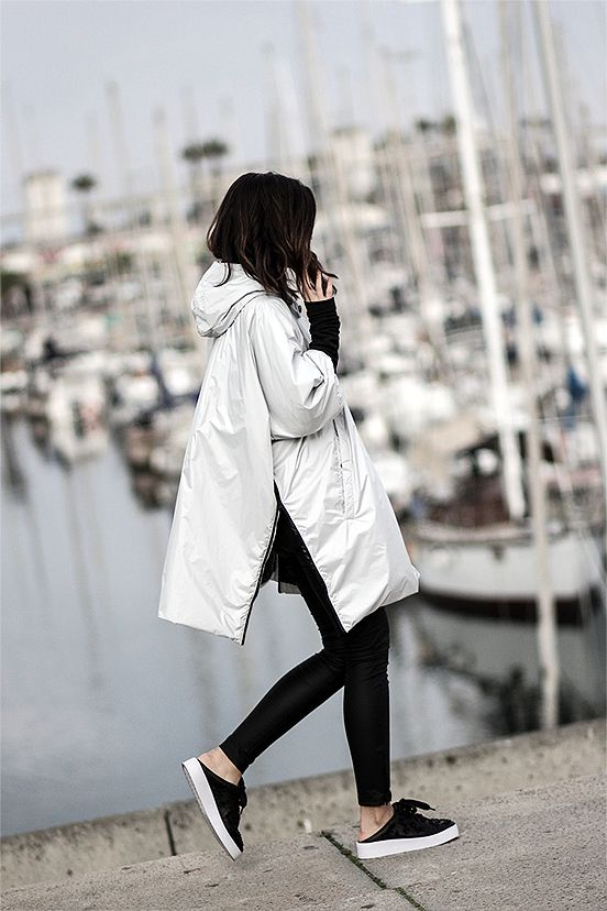 One North Sails waterproof coat two ways up on fake leather blog feat. the Regatta Sweepstake in a Super Yacht Cup in Mallorca for two.