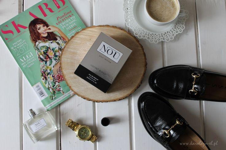My little world by Karolajn: O wodzie perfumowanej NOU Secret Blanc słów kilka