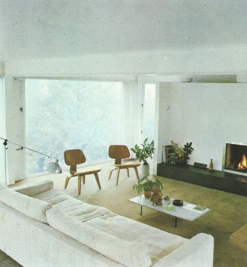 the house book | terence conran 1976 #Eames LCWs