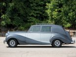 Rolls-Royce Silver Wraith Limousine by Mulliner '1958