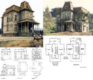 19 best bates motel images on pinterest bates motel for Norman bates house floor plan