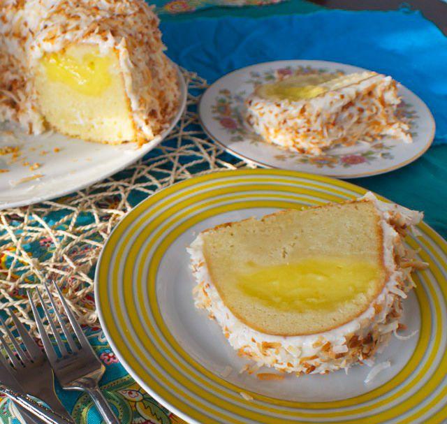 Pinterest Coconut Bundt Cake