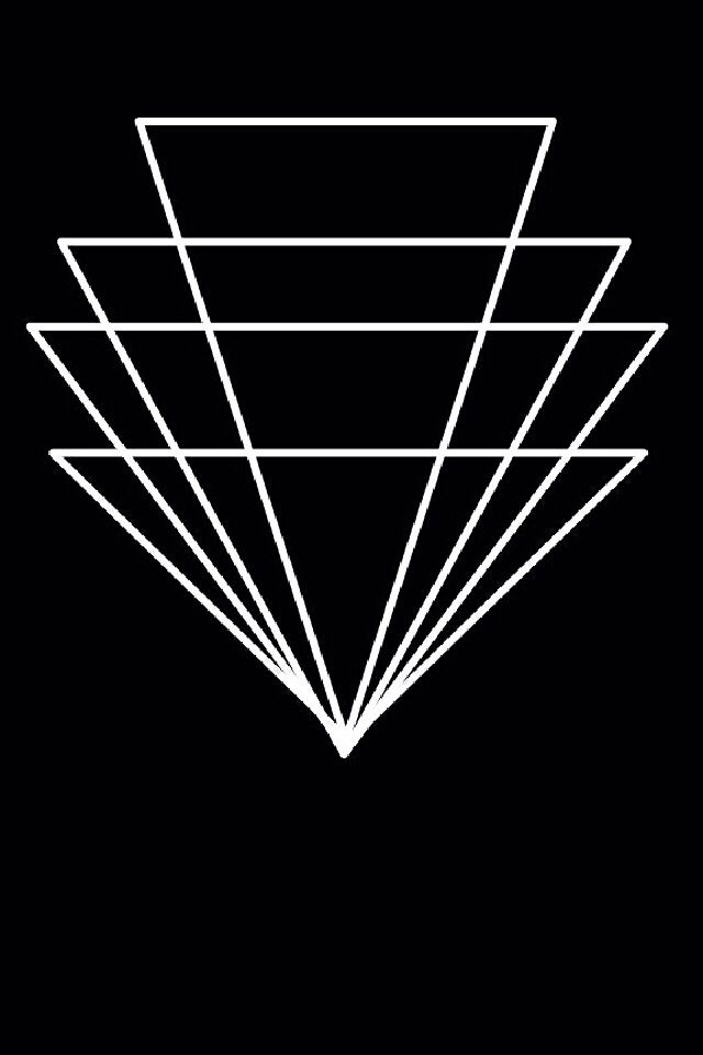 10+ best ideas about Hipster Triangle on Pinterest ... Inverted Triangle Wallpaper