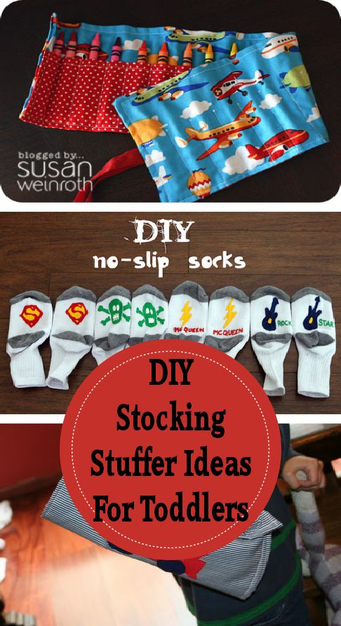Diy stocking stuffers for toddlers kid blogger network for Stocking crafts for toddlers