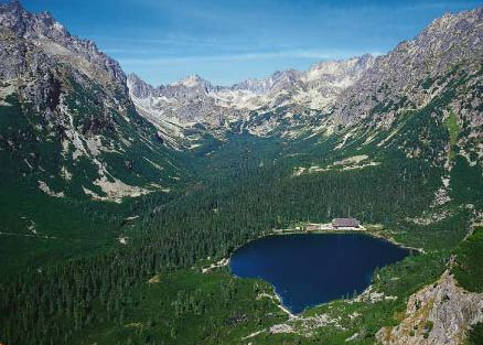 Tatra Mountains // Do you want to visit Tatra Mountains? check http://eltours.com/tailor-made-customized-tours